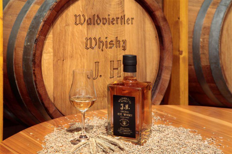 Whisky aus dem Waldviertel