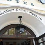 Eingang Gunther Philipp Museum