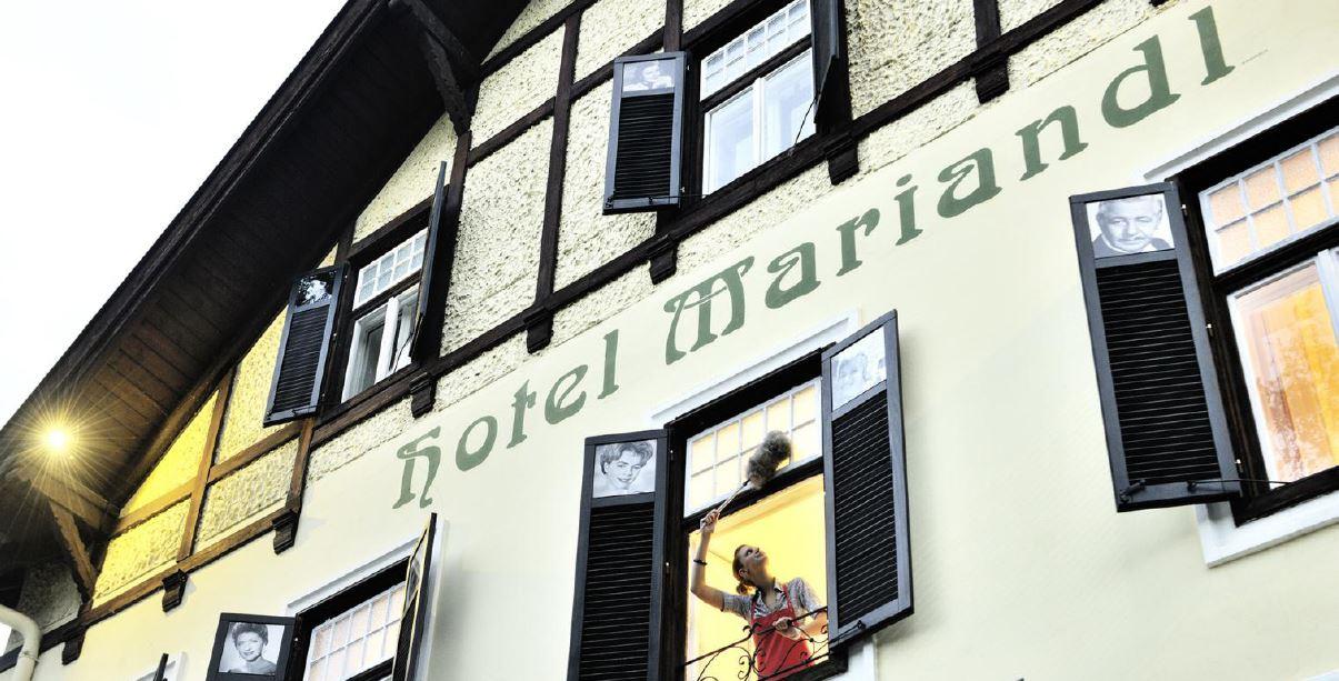 Mariandl Hotel Restaurant