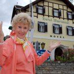Waltrau Haas Film-Hotel Mariandl