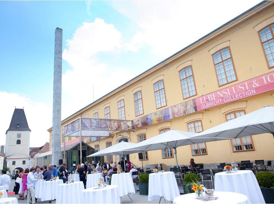 Kunstmeile Krems