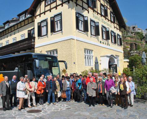 Gruppenreise Wachau