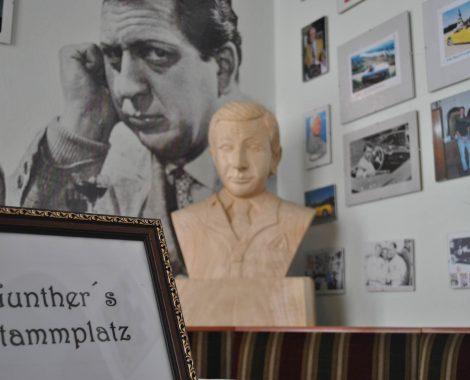 Stammplatz Gunther Philipp