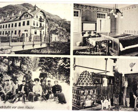 mariandl Postkarte